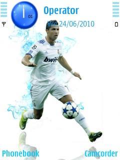 Ronaldo 7 Real Mad