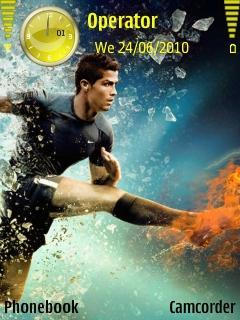 Ronaldo Fire New V