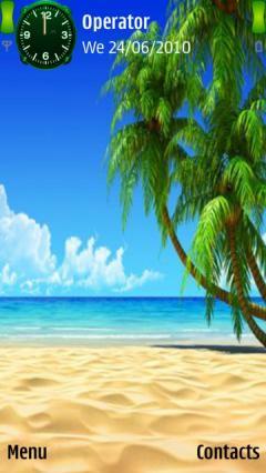 Samsung Beach