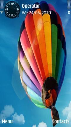 Samsung S4 Balloon
