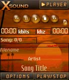 XSound Theme - Tropical Theme