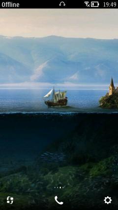Sea View By Sherzama