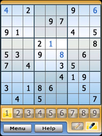 Sensible Sudoku for Series 60