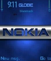 Silver Nokia V2
