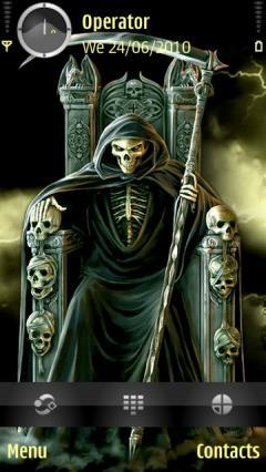 Skeleton Death