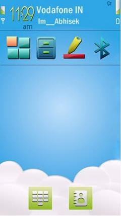 Skype Clean Blue