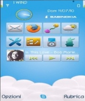 Skype Theme