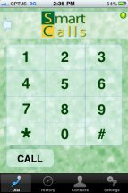 SmartCalls Mobile Application