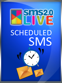 SMSLive with Scheduled SMS
