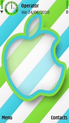Soft Apple Logo