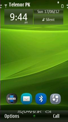 Spatial Green