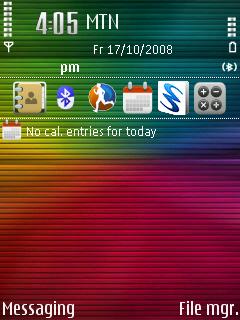 Spectrum theme