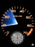 speed color clock