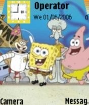 Spongebob N Gang