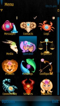 Star Sign Icons
