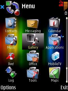 Stripes 3d Icons