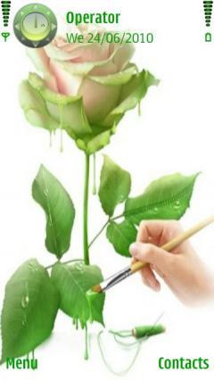 Stylish Rose