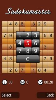 Sudoku Mast
