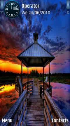 Sunset Wharf