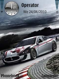 Super Car V Tone