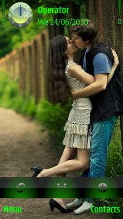 Sweet Lovely Kiss