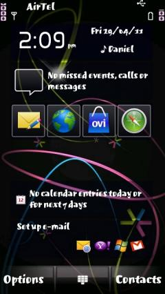 Symbian 3 As E7