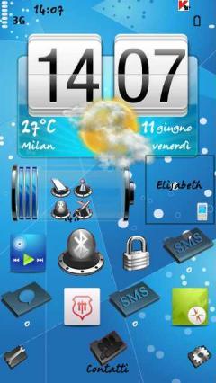 Symbian Belle for Nokia N97 / N97 mini Free Download in