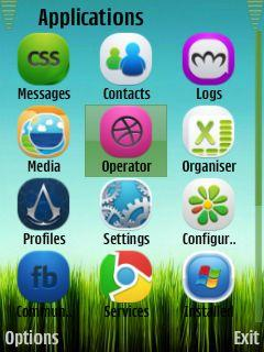 Symbian New Icons