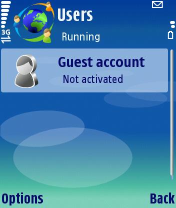 Nokia Mobile Web Server