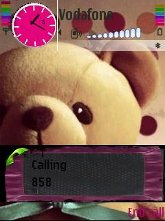 Teddy Wz Pink Icons