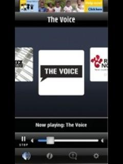 The Voice Norway Touch Edition