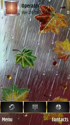 Theme In Rain