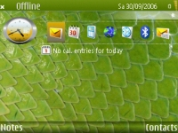 GreenSnake Theme