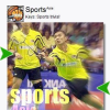 Sports Asia (Keys) for Symbian