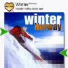 Winter Norway (Keys) for Symbian