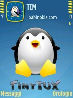 Tiny Tux By Babi
