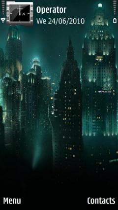 Tirkuaz City
