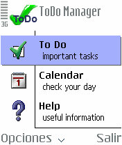 ToDo Manager