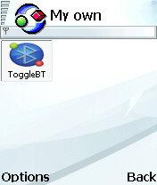 ToggleBT