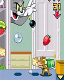 Tom & Jerry Food Fight Game