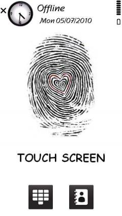 Touch Screen By Mcmx