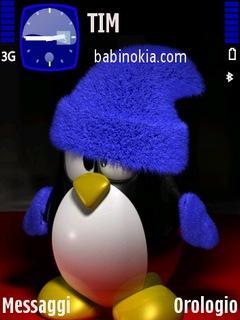 Tux 3d By Babi