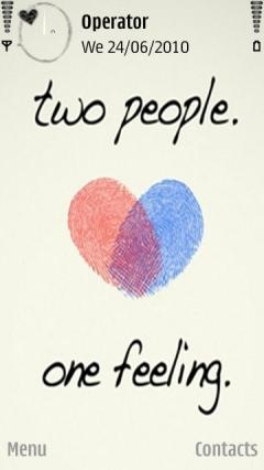 Two People