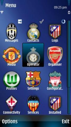 Uefa Icons