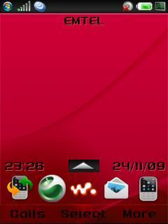 Uiq 38 Red