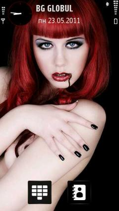 Vampire Babe