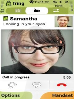 fring for Symbian 9 3 for Nokia E72 Free Download