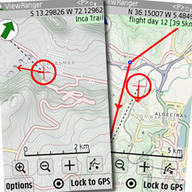 ViewRanger GPS and Trails - Symbian