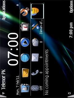 Vista E71 E63 3d Blu