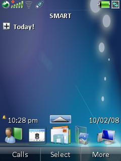 Vista Elements Uiq3